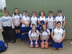 Division 3 Ladies