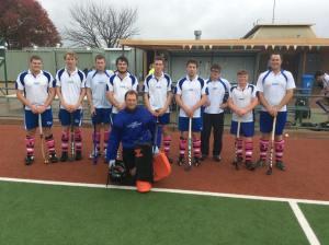 Division 2 Men Pink Round