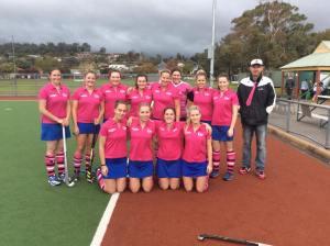 Division 1 Ladies Pink Round